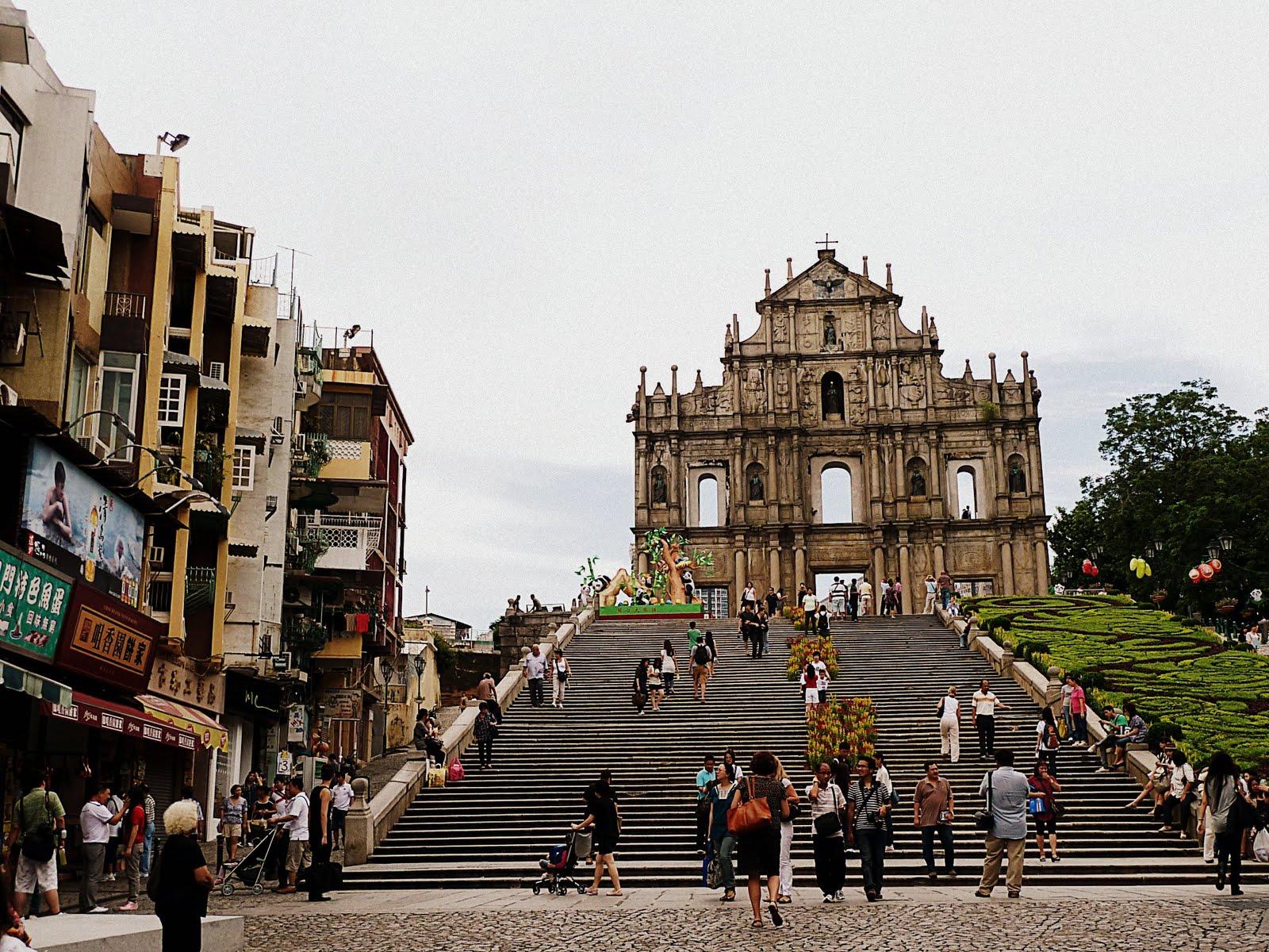 Macau Gezilecek Yerler-1
