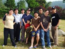 Alumi SMAN 19 Lulusan Tahun 1990, Lagi pada kemping di Batu Tapak - Sukabumi - 6-8 Juni 2008