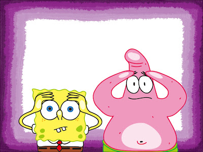 sponge bob wallpapers. hairstyles Patrick Star and Spongebob wallpaper spongebob. wallpaper.