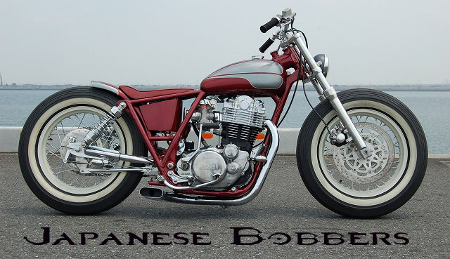 bobber motorcycles for sale. Japanese Bobbers
