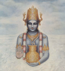 Sri Dhanvantari - O Senhor do Ayurveda