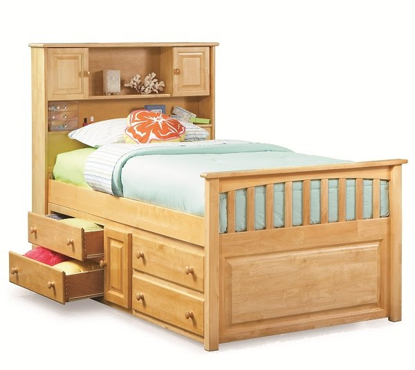 captains bed childrens furniture january 2011. Black Bedroom Furniture Sets. Home Design Ideas