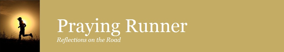 Praying Runner