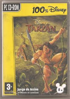Tarzan PC Game | Full Version | 37MB