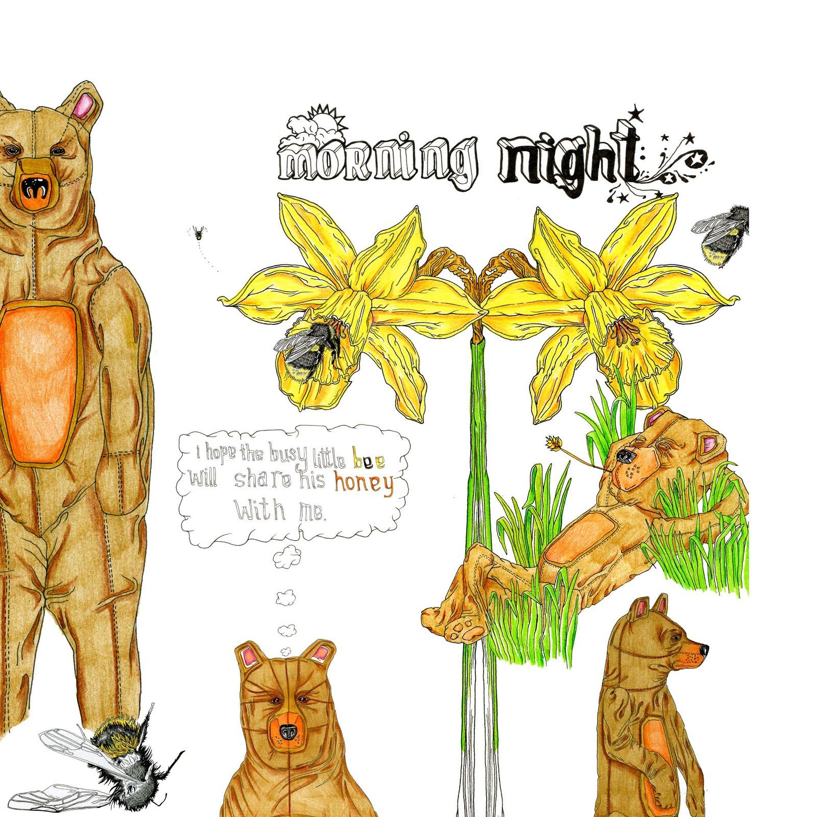 [bear+and+bee]