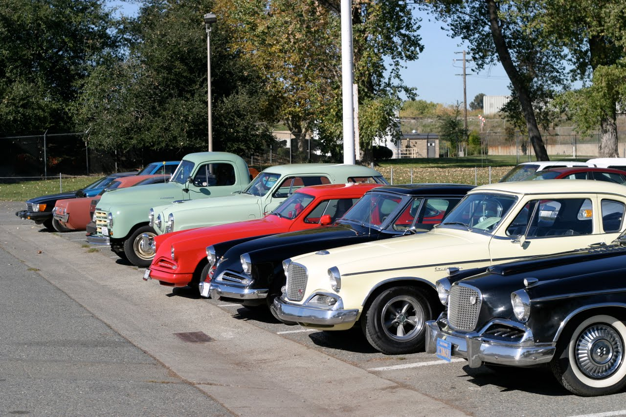 Studebaker Meet - Sacramento