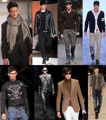 moda masculina inverno 2011