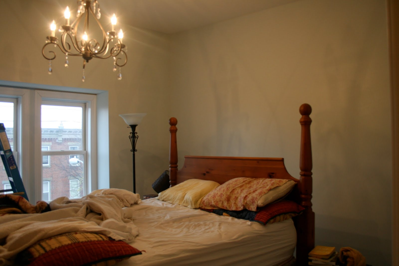 Painting My Bedroom The Lazy Perfectionists Guide To Painting Walls And A Winner