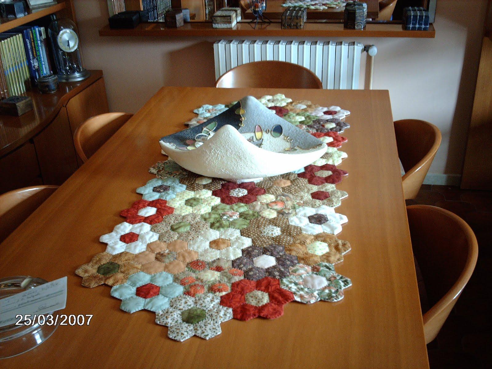 El blog de jubi caminos de mesa for Caminos para mesas