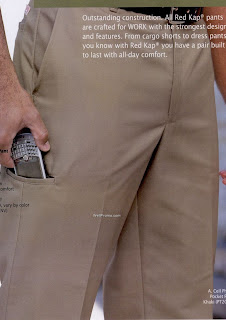 ponsel Awas, Mengantungi Ponsel Bisa Buat Pria Mandul