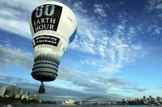 Earth Hour 2010: Kenapa Aku Rasa Macam Malas Nak Sokong Dan Betul Ke Boleh Kurangkan Pemanasan Global?