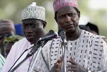 Umaru y Goodluck.