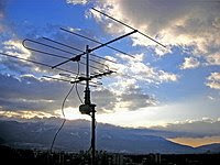 5-Element Yagi in Sofia
