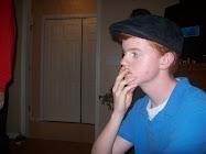 cool hat matthew