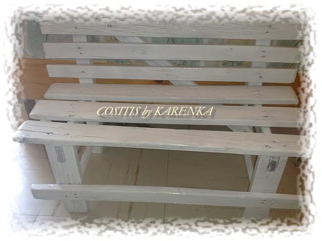 Cositis reparar una banca de madera - Reparar madera ...