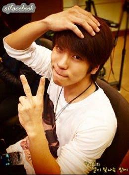 KIM JONGHYUN from SHINee