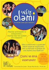 OLAMI PARA CHICOS DE 3 A 7 AÑOS