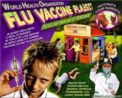 panik nach grippe