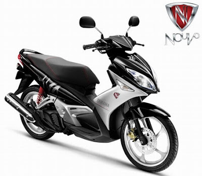 MODIFICATION YAMAHA NOUVO 135CC  BIKES AND MOTOR SPORT PICTURE
