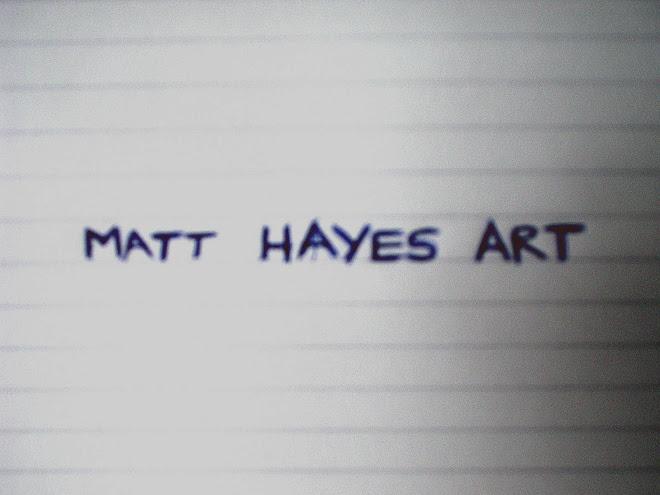 matt hayes art