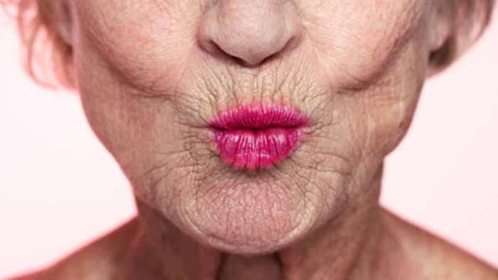 Old Lady Lipstick