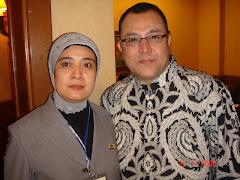 Panitia berfoto bersama Bp. Sony Radji sebagai salah satu pembicara pd Seminar Ladies Program KRTJ.