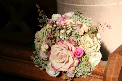Antique Weddings on This Is A Gorgeous Vintage Wedding Bouquet Designed By Shirl At