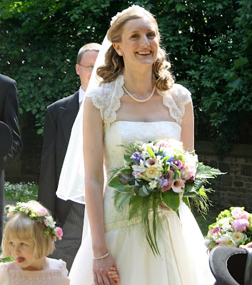 English Country Wedding at St Annes Parish Church Singleton Singleton