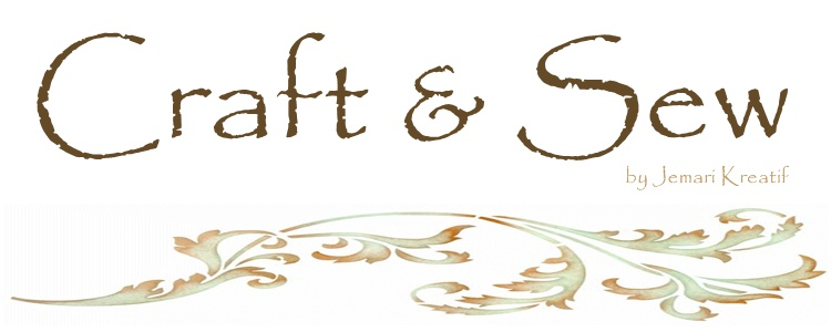 Craft & Sew by Jemari Kreatif