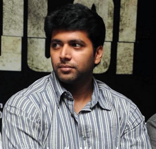 Jayam Ravi + Aadhibhagavan movie Still