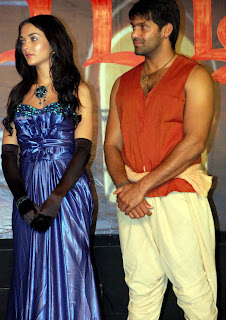 Madrasapattinam Movie Audio Release