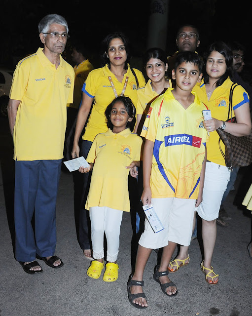 N.Srinivasan's daughter Rupa Gurunath