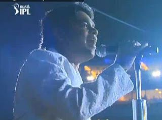 AR Rahman Live Performance during IPL 2010 Final