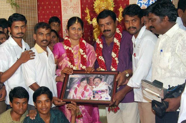 Vijay TV Gopinath Marriage Stills-7