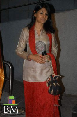 Nandita Das pregnant