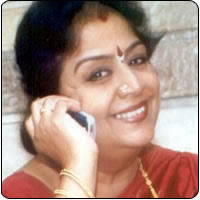 Anuradha Ramanan Passes away