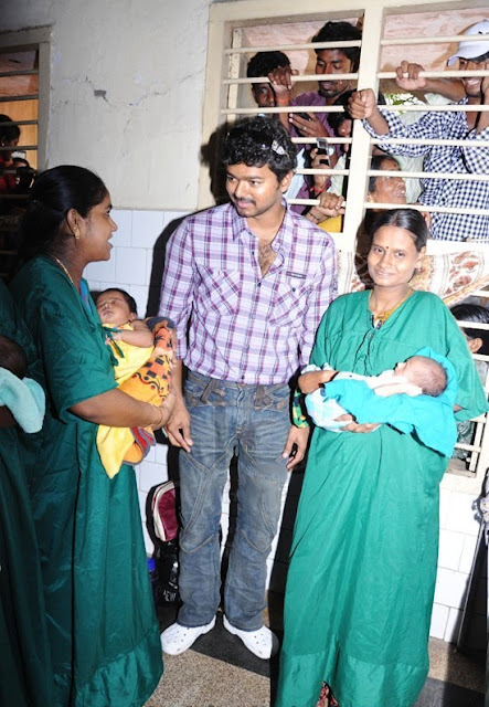 Vijay 36th Birthday Celebration Still-5