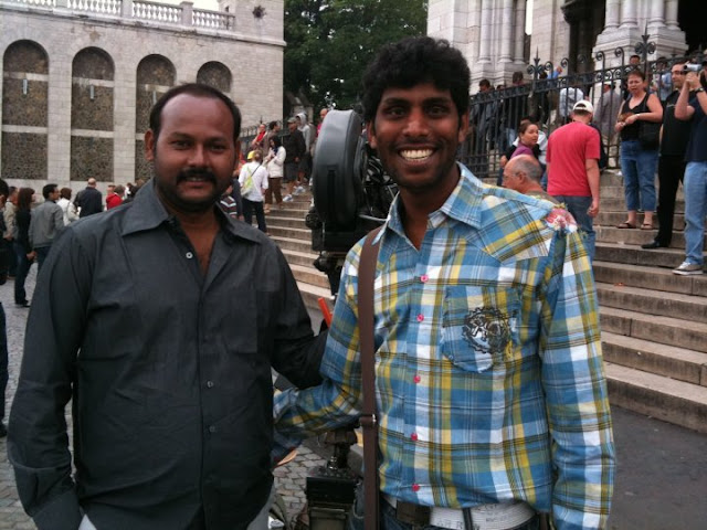 Ich Movie On Location Crew Stills-Nirav Shah