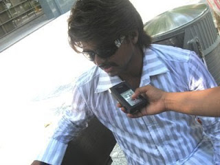 Vijay at Kaaval Kaadhal Sets Malaysia