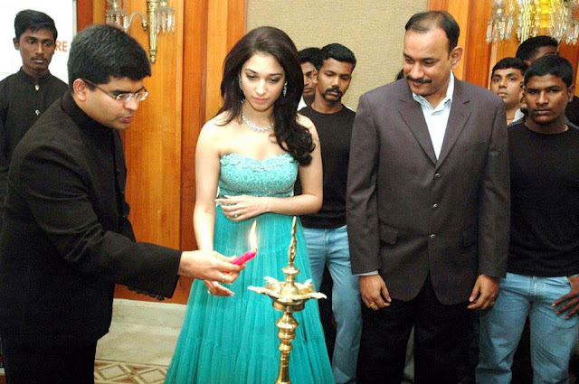 Tamannaah nominated Best Female Actor Tamil and Telugu
