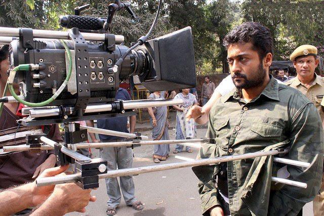 Rattha Charithram Shooting Spot Still-1
