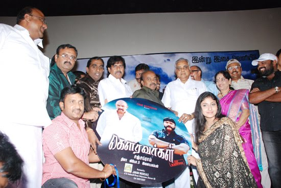 Gouravargal Audio Launch Stills 3