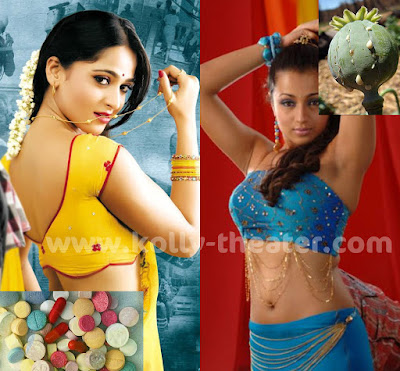 Anushka and Trisha Drug Ambassadors