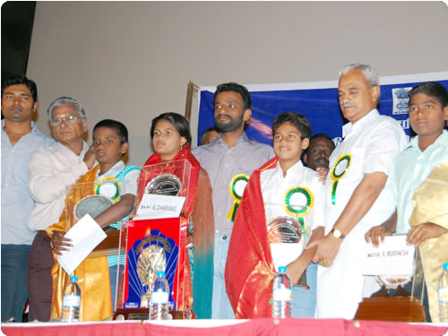 PASANGA bags Puducherry Film Award