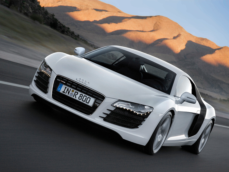 AUDI R8 BEST WALLPAPER