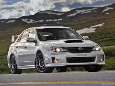Wrx Sti Wallpaper. In front, the 2011 WRX STI