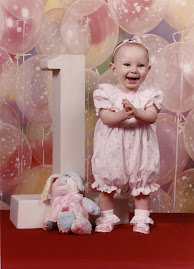 Aslyn's 1st birthday pictures