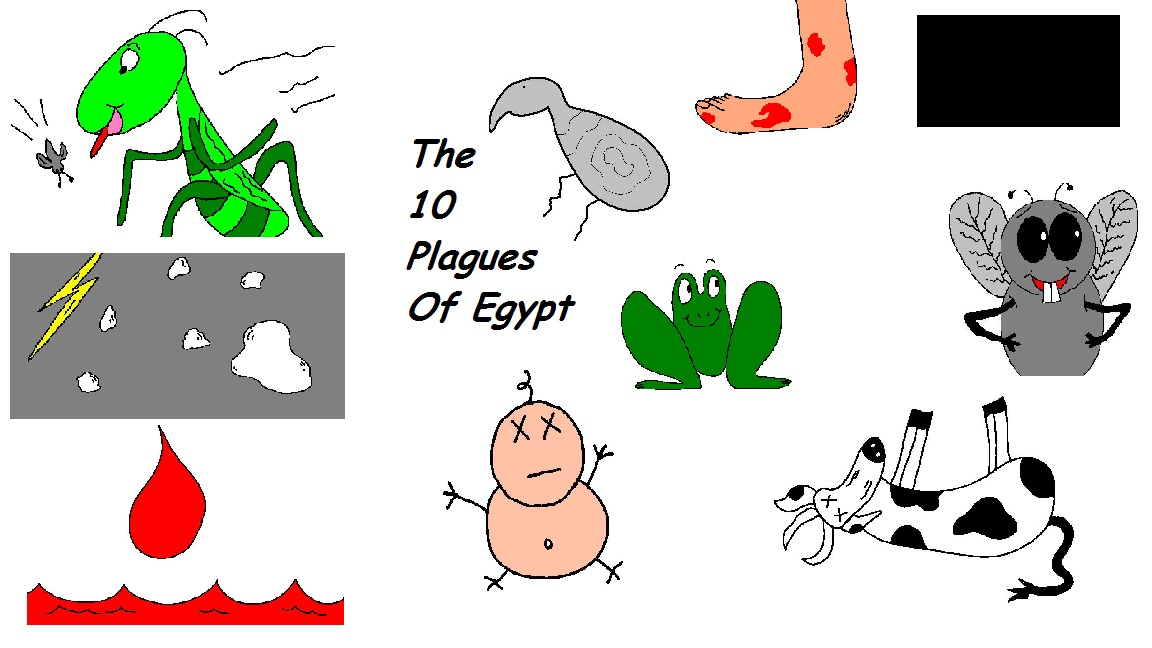 ten plagues of egypth/c the