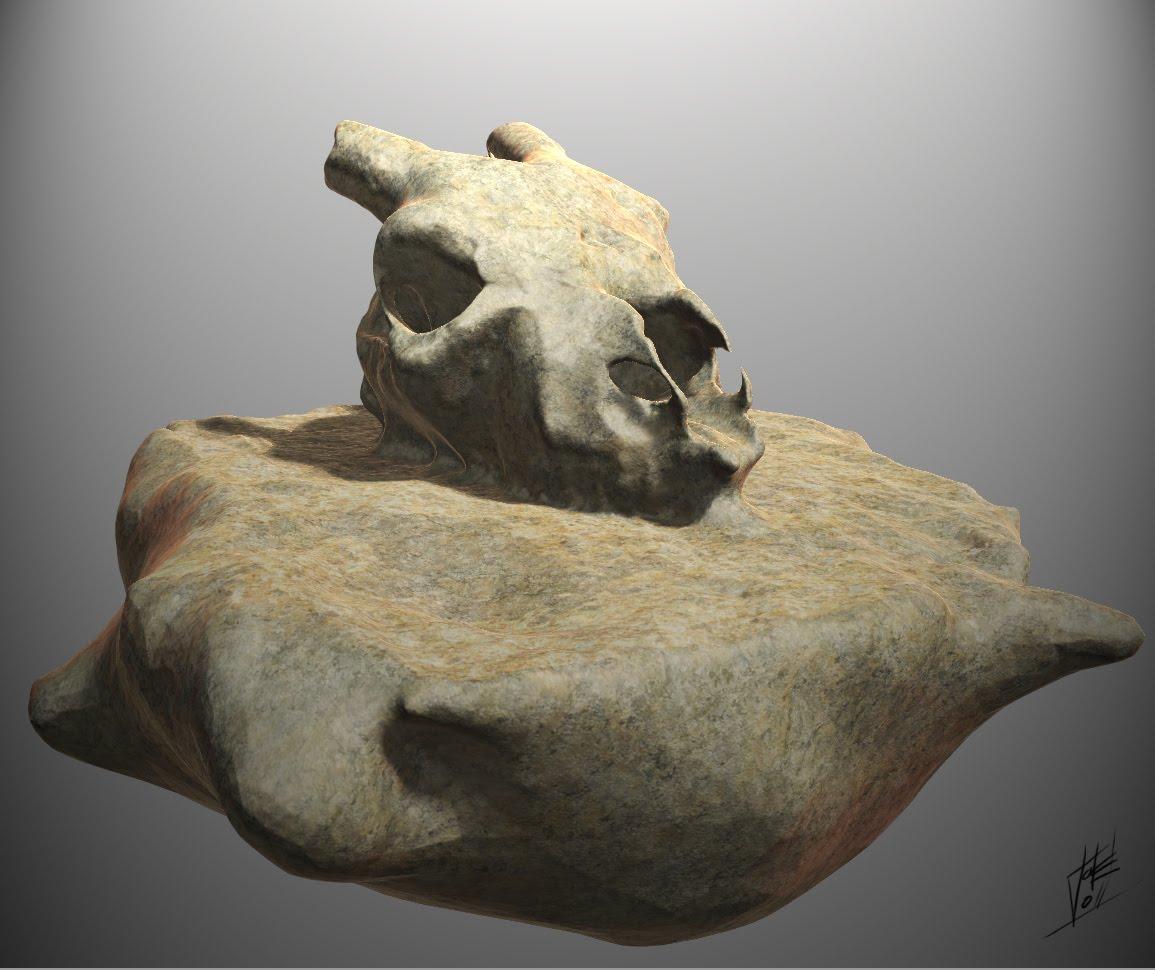 Dr Goat Skull IOnceWasJay  Twitter