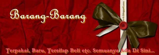 Barang-Barang